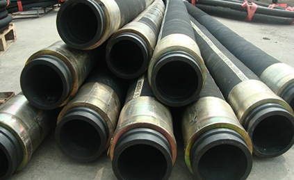 Steel Wire Concrete Pump Hose